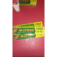 "зубная паста без фтора  ""Miswak"" 170 гр"